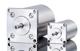 шаговый двигатель VSS / VSH: 19 – 125 mm