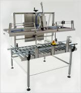 Полуавтоматическая машина для фальцовки и склейки