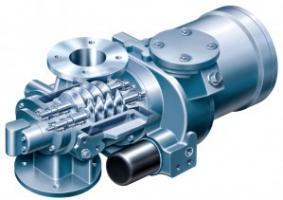 винтовой вакуумный насос Gebr.Becker GmbH