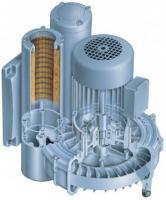 вакуумный насос давления с боковым каналом Gebr.Becker GmbH