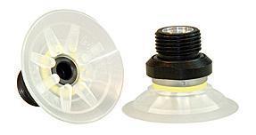 плоские присоски PIAB серии F-MF- не оставляющие следов (15-50 mm)