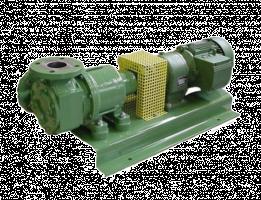 Шестеренчатые самовсасывающие насосы Victor Pumps серии R